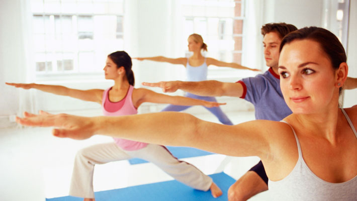 Pilates and exercise can benefit everyone